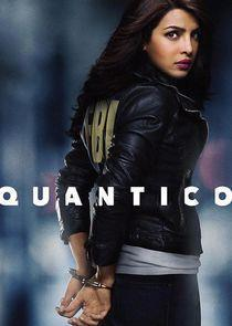 Quantico Season 2 cover art