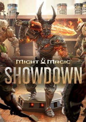 Might & Magic: Showdown cover art