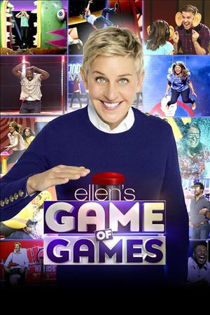Ellen's Game of Games Season 2 cover art