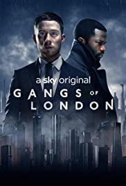 Gangs of London Season 2 cover art
