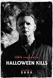 Halloween Kills cover art