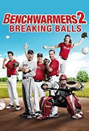 Benchwarmers 2: Breaking Balls cover art