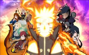 Naruto Shippuden: Ultimate Ninja Storm Revolution cover art