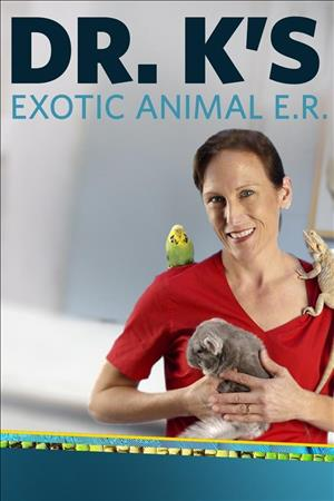 Dr. K's Exotic Animal ER Season 6 cover art