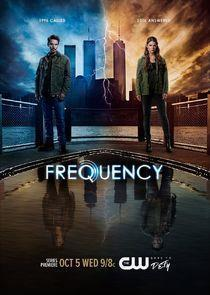 Frequency Season 1 cover art