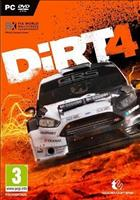 Game DiRT 4  PC cover art
