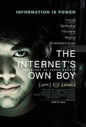The Internet's Own Boy: The Story of Aaron Swartz cover art