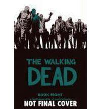 The Walking Dead Book 10 cover art