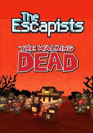 The Escapists: The Walking Dead cover art