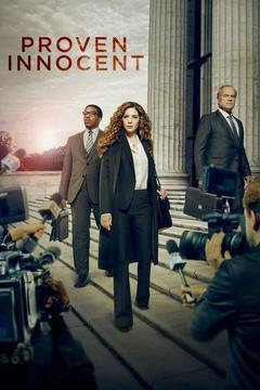 Proven Innocent Season 1 cover art