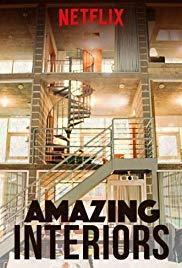 Amazing Interiors Season 1 cover art