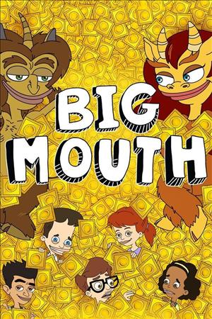 Big Mouth Season 5 cover art