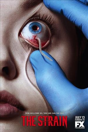The Strain Season 1 cover art
