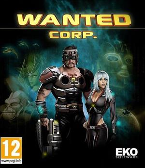 Wanted Corp. cover art