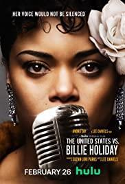 The United States vs. Billie Holiday cover art