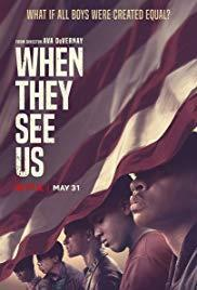 When They See Us cover art