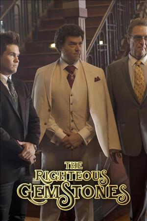 The Righteous Gemstones Season 1 cover art