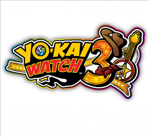 Yo-kai Watch 3 cover art