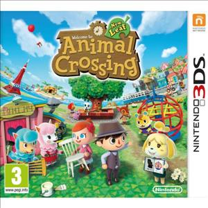 Animal Crossing: New Leaf cover art