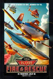 Planes: Fire & Rescue cover art