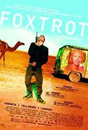Foxtrot cover art