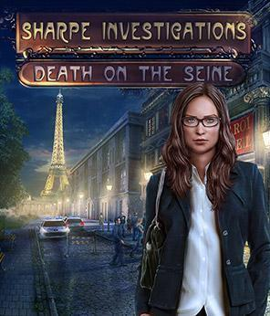Sharpe Investigations: Death on the Seine cover art