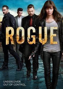 Rogue Season 4 cover art