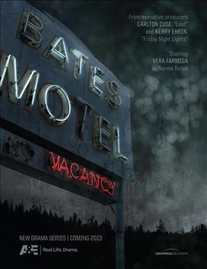Bates Motel Season 3 cover art