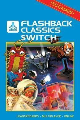 Atari Flashback Classics Switch cover art