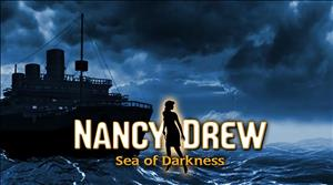 Nancy Drew: Sea Of Darkness cover art