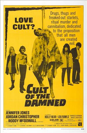 Cult of the Damned cover art
