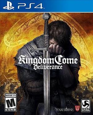 Kingdom Come: Deliverance cover art
