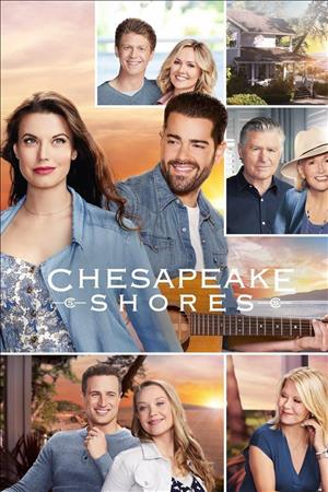 Chesapeake Shores Season 5 cover art