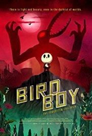 Birdboy: The Forgotten Children cover art