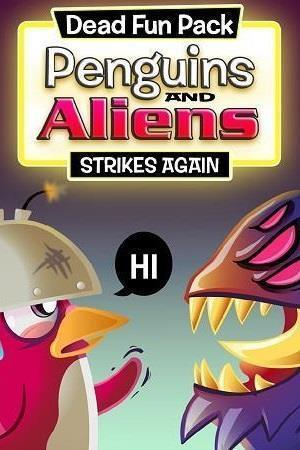 Dead Fun Pack: Penguins and Aliens Strikes Again cover art