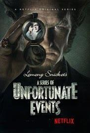 A Series of Unfortunate Events Season 2 cover art