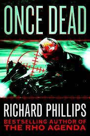 Once Dead (Richard Phillips) cover art
