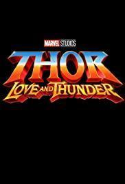 Thor: Love and Thunder cover art
