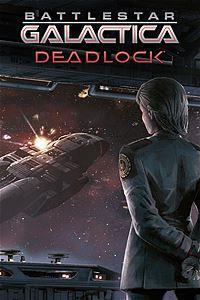 Battlestar Galactica Deadlock cover art