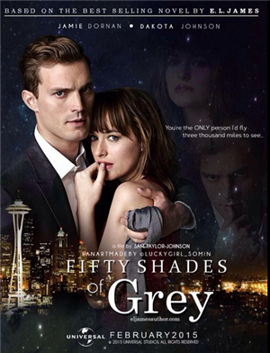 Fifty Shades of Grey cover art