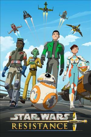 Star Wars Resistance Season 1 (Part 2) cover art
