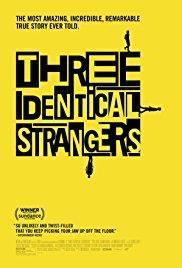 Three Identical Strangers cover art