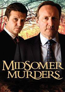 Midsomer Murders Season 19 cover art
