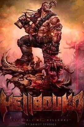 Hellbound cover art
