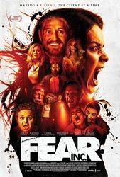 Fear, Inc. cover art