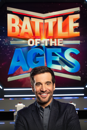 Battle of the Ages Season 1 cover art