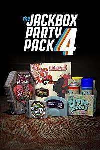 The Jackbox Party Pack 4 cover art