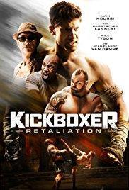 Kickboxer: Retaliation cover art