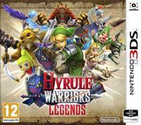 Hyrule Warriors Legends cover art
