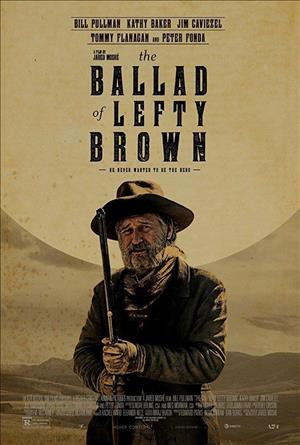 The Ballad of Lefty Brown cover art